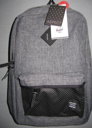 Herschel оригинал новый рюкзак 21. 5l