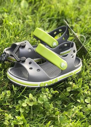 Босоножки сандали крокс crocs bayaband sandal