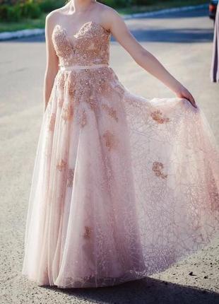 Выпускное платье, вечернее платье jovani