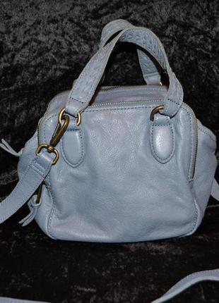 Кожаная сумка кросс боди liebeskind berlin, оригинал2