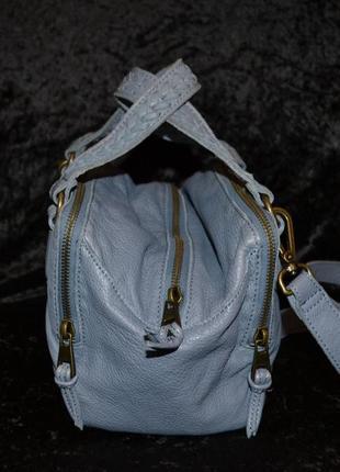 Кожаная сумка кросс боди liebeskind berlin, оригинал3