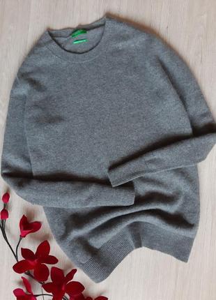 Кашемировый свитер / кофта / джемпер1 фото