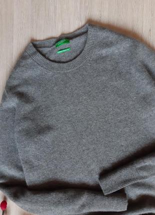 Кашемировый свитер / кофта / джемпер2 фото