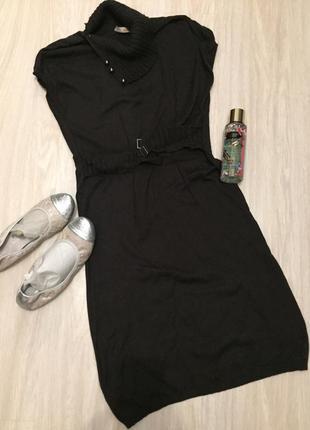 Трикотажное платье liu jo