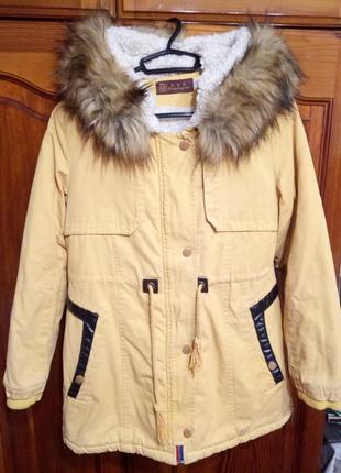 Зимняя парка / куртка