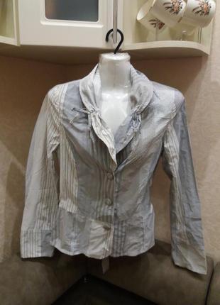 ......блузка-пиджак-с-м
