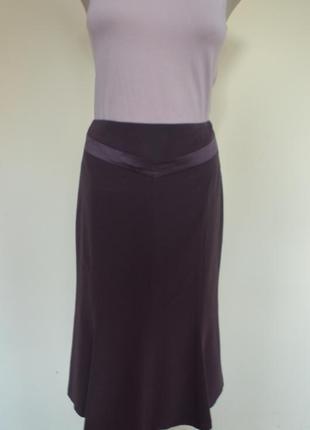 Шикарная юбка классика размер 8.