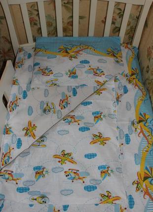 Компоект в кроватку
