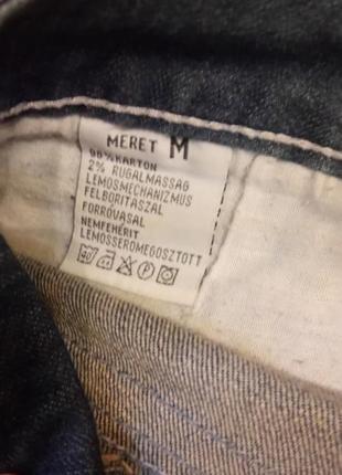 Джинсовая мини юбка5 фото