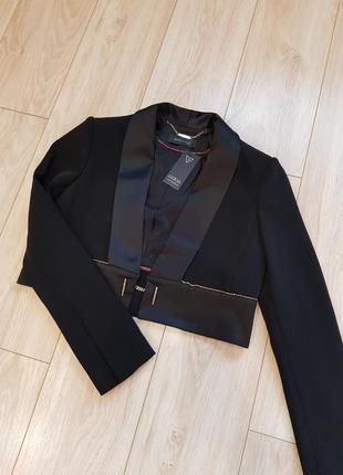 Укороченный пиджак guess marciano. новый.