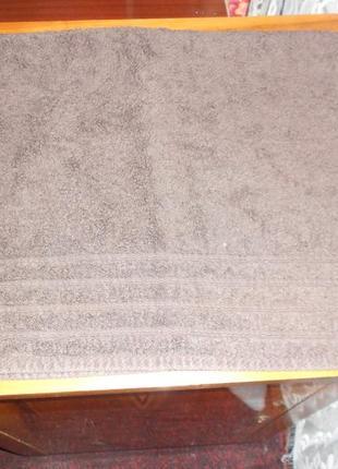 Махровые полотенца комплект 2 шт хб