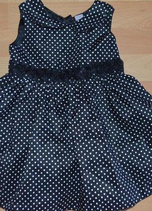 ba61e47111a Платья в горошек для девочек