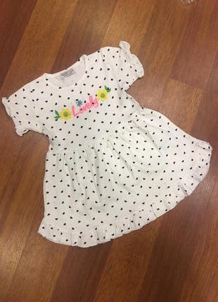Плаття для дівчинки1