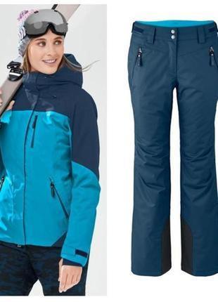 Высокотехнологичный лыжный костюм premium snow tech от tcm tchibo р.50-52наш