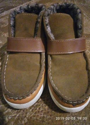 Демисезонные ботинки fashion2