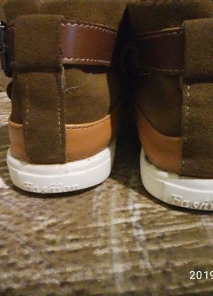 Демисезонные ботинки fashion4