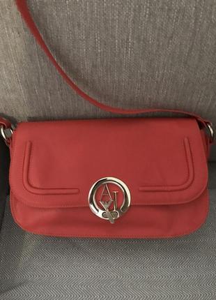 Брендовая сумка, италия , armani jeans