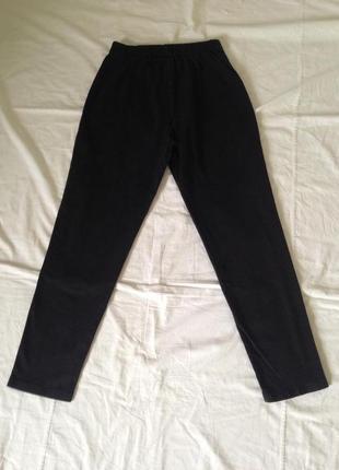 Шикарные плотные премиум  брюки высокая посадка h&m