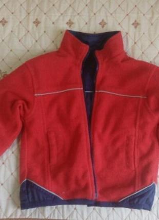 Куртка ветровка, двухстороння, oshkosh, carters