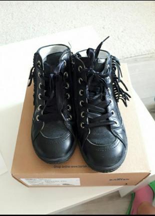 Весенние ботинки ортопедические