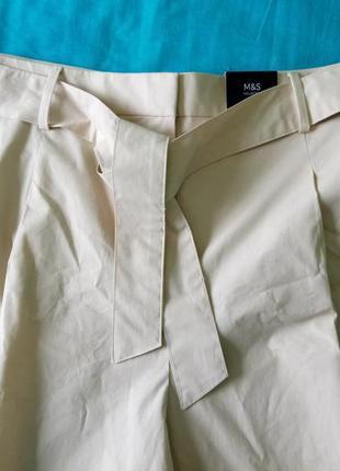Шорты высокие легкие marks&spencer, р. 50-52.2 фото