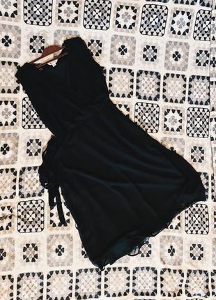 Легкое, летящее, стильное платье