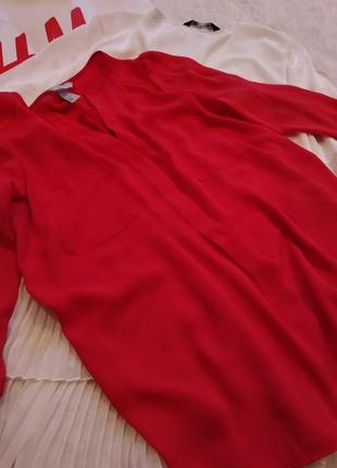Блуза h&m,свободная ,а силует1 фото