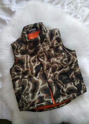 Желетка куртка безрукавка topolino 116
