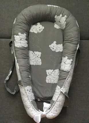 Кокон для младенца3