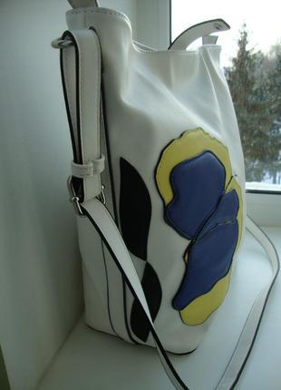 Брендова німецька сумка-трансформер  orsay.оригінал!!!!2