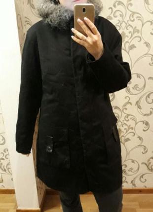 Парка, куртка, 54-56, cotton,  bpc selection, германия.
