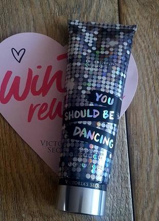 Парфюмированный лосьон для тела от victoria's secret you should be dancing