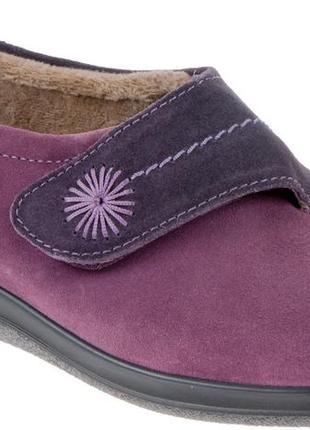Hotter оригинальные кожаные туфли 38