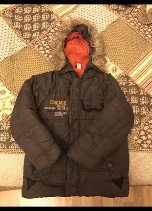 Куртка на осень wojcik