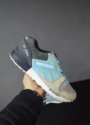 Крутые кроссовки reebok gl6000