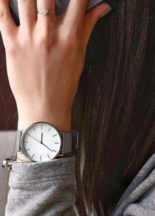 Женские наручные часы classic steel watch