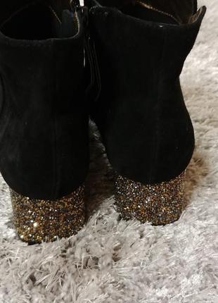 Шикарні черевички dina від minelli нат.замш р.40.4 фото