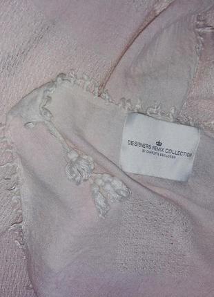 Дизайнерский платок, шарф