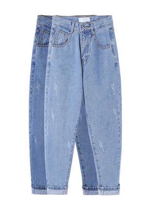Женские мом джинс