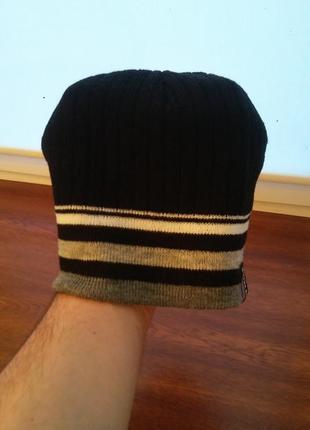 Мужская брендовая шапка everlast