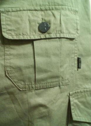 Летние брюки карго милитари размер s 445