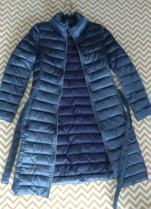 Пальто с высоким воротником1 фото