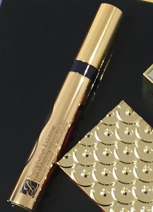 Черная тушь для ресниц sumptuous extreme lash multiplying volume, полноразмерная, оригинал1