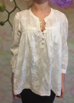 Очень красивая летняя блуза french connection