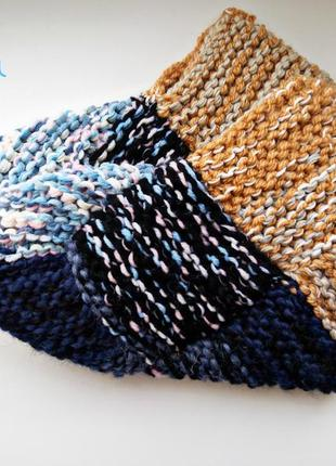 Носки-тапочки hand made