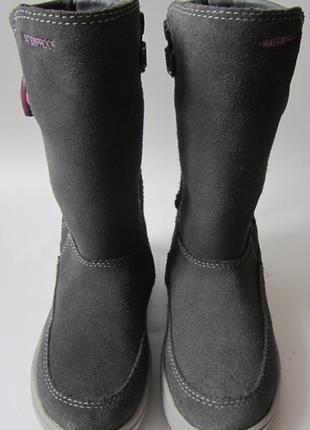 Чобітки на дівчину geox waterproof