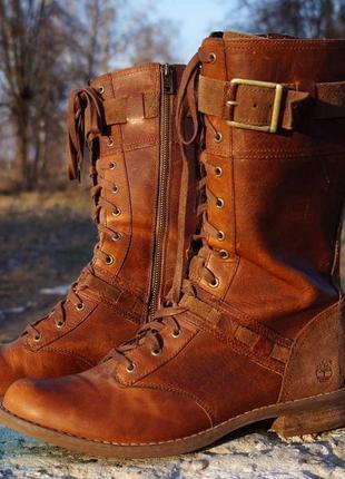 Жіночі черевики timberland earthkeepers savin hill mid boot