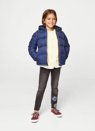Дитяча куртка mango2 фото