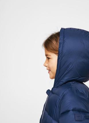 Дитяча куртка mango3 фото