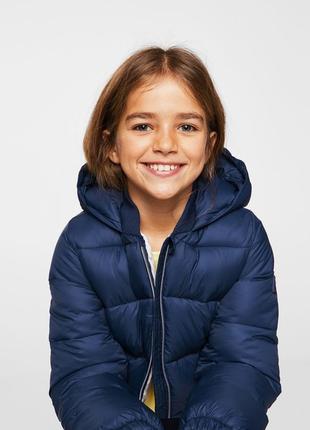 Дитяча куртка mango1 фото